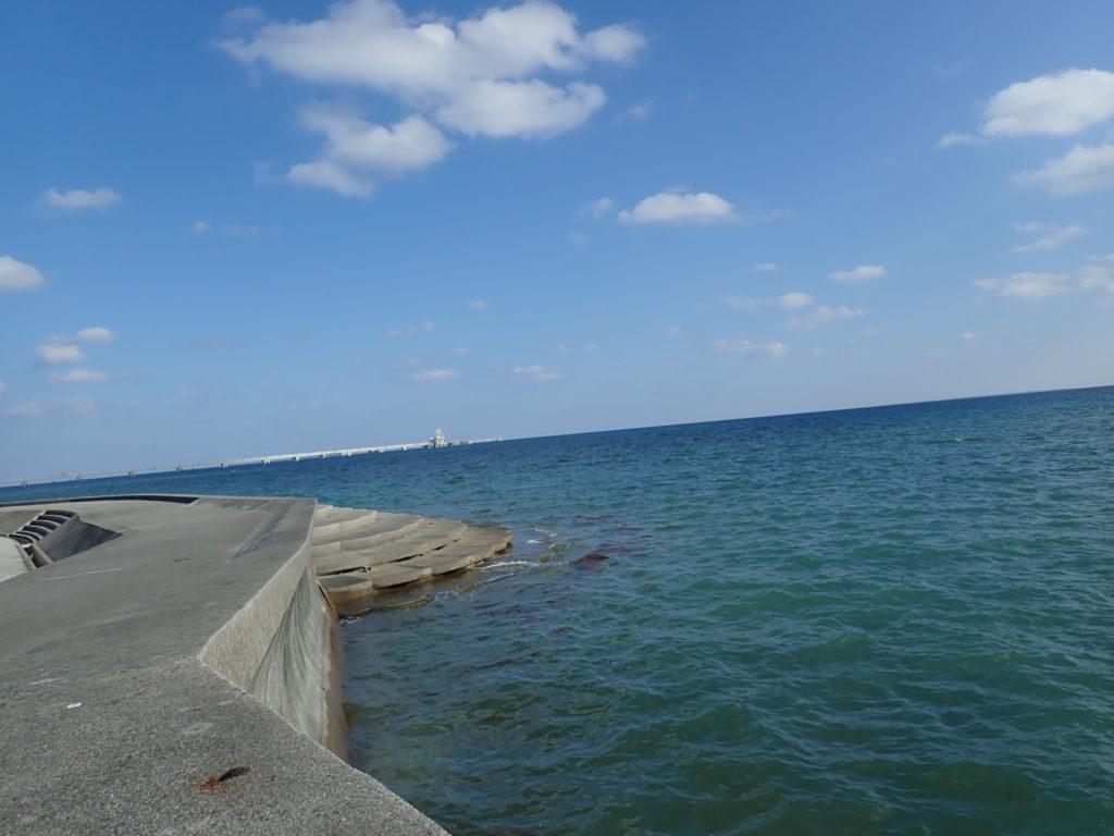 メンキューの海